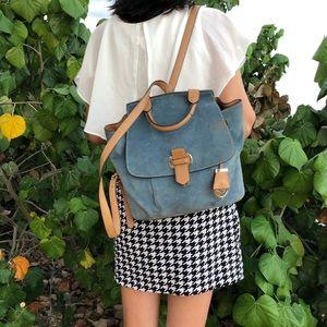 Vintage MK backpack purse